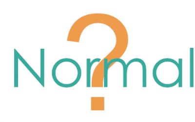 Wat is normaal?